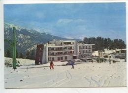 Albertacce : Hotel Castel De Vergio, Col De Vergio - Jean Luc Luciani Propriétaire (en Hiver Neige) - Other Municipalities