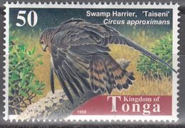 TONGA     SCOTT NO.  998     USED     YEAR   1998 - Tonga (1970-...)