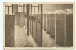 Wenduine : Oeuvre Royal Du Grand Air Pour Les Petits - Colonie De Wenduyne Salle Des Bains Douches - Wenduine