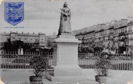 R098940 St. Leonards. Queens Memorial. Silverette. Tuck. Series 1871. 1906 - Cartoline