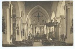 Fleurus Intérieur De L'Eglise St Victor - Fleurus