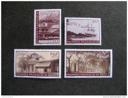 Polynésie: TB Série N° 685 Au N° 688 ,neufs XX . - Neufs