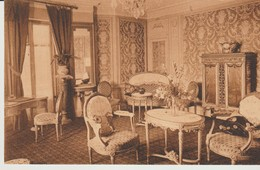 C P A - NICE - HOTEL RUHL ET DES ANGLAIS - NICE - SALON D'APPARTEMENT - G. MATHIEU - - Cafés, Hoteles, Restaurantes