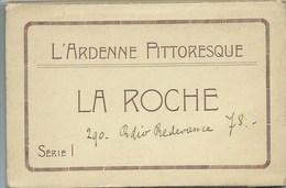 La Roche En Ardenne ( Carnet De 8 Cartes VISIBLEMENT Incomplet ) - La-Roche-en-Ardenne