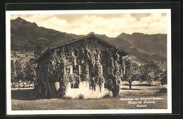 AK Sachseln, Wohnhaus Des Schweizer-Dichters Heinrich Federer - OW Obwalden
