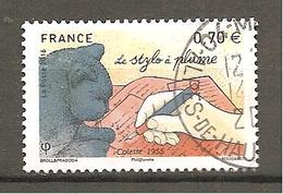 FRANCE 2016 YT N° 5102 Oblitéré Cachet Rond - France
