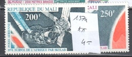 Mali Mnh ** 4 Euros Space Espace - Mali (1959-...)