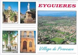 EYGUIERES 13 - Village De Provence - Multivues - Eyguieres