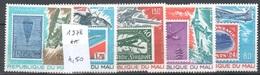 Mali Mnh ** 4,5 Euros Stamp On Stamp Planes Aircrafts - Mali (1959-...)