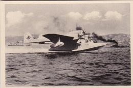 10 Sammelbilder Mit Blohm & Voss Flugzeuge - Alte Papiere
