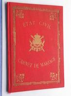 Carnet De MARIAGE Ville De TERMONDE Anno 1926 ( Légat 1902 Et Vertongen 1902 ) (Dendermonde) - Documentos Antiguos
