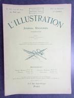 L'Illustration N° 3365 Du 24 Août 1907  Au Pôle Nord En Dirigeable;Les Préparatifs De L'aéronaute Wellman - Journaux - Quotidiens