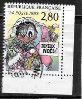 FRANCE 2847 Le Plaisir D'écrire Joyeux Noël De P. Prugne - Usati