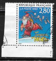 FRANCE 2846 Le Plaisir D'écrire Joyeux Noël De T. Rodin - France