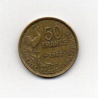Francia - 1952 - 50 Franchi - Vedi Foto - (MW2068) - M. 50 Franchi