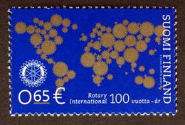 Finland 2005   Rotary International    MiNr.1735  MNH (**)    ( Lot  F 516) - Unused Stamps