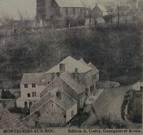Montignies-sur-Roc  L'Eglise - Honnelles