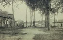 Montignies-sur-Roc Grand'Place - Honnelles
