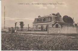 C P A - GAMBAIS - AU GRILLON DU FOYER - EX VILLA LANDRU - - France