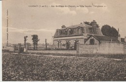 C P A - GAMBAIS - AU GRILLON DU FOYER - EX VILLA LANDRU - - Francia
