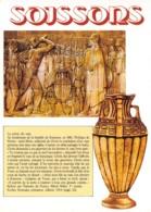 SOISSONS La Scene Du Vase 4(scan Recto-verso) MA969 - Soissons