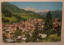 Pieve Di Cadore Panorama (Belluno) Cartolina 1982 - Altre Città