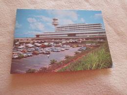 MURTALA MUHAMMED INTERNATIONAL AIRPORT ...LAGOS ..NIGERIA - Aérodromes