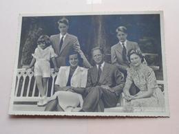Koninklijke FAMILIE - Famille ROYALE - ROYAL Family De BELGIQUE Van BELGIË ( Format 17 X 12 Cm.) ! - Beroemde Personen
