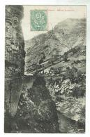 Environs De COLMARS - Roche Chandelière - Circulée 1907 - Bon état - Andere Gemeenten