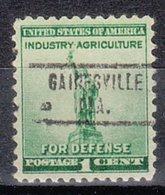 USA Precancel Vorausentwertung Preo, Locals Florida, Gainesville 734 - Vereinigte Staaten