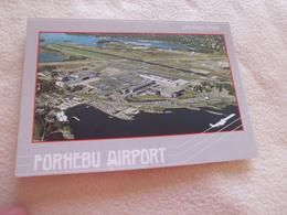 AEROPORT DE FORNEBU .OSLO ..NORVEGE - Aérodromes