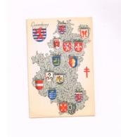 Province Du Luxembourg. - Cartes Géographiques