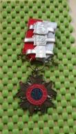 Medaille / Medal - Medaille - Avondvierdaagse 10 Maal -11-12-13 # 14-5-1987 - The Netherlands - Nederland