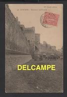 DD / 84 VAUCLUSE / AVIGNON / REMPARTS INTÉRIEURS / ANIMÉE / 1906 - Avignon