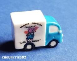 Fèves Fève Voiture /camion Magasin à Votre Service Boucherie/charcuterie*1034* - Autres