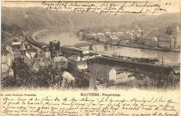 HASTIèRE    Panorama. - Hastière