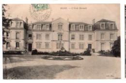 (41) 172, Blois, ND Phot 88, L'Ecole Normale - Blois