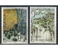 2001 - Bosnia Croata 70/71 Europa - Bosnia Erzegovina