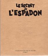 PORFOLIO LE SECRET DE L'ESPADON BLAKE & MORTIMER - Blake Et Mortimer