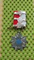 Medaille / Medal - Medaille -Avondvierdaagse 1-2-3-4 # Almelo 16-19-5-1983  - The Netherlands - Nederland