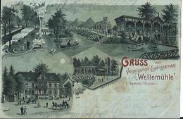 KERMNITZ Bei DRESDEN GRUSS  Von WELTEMUHLE - Allemagne