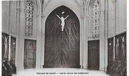 53 - LAVAL - Le Carmel  - Le Bas Du Choeur Des Religieuses     BA - Laval
