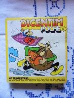 DICENTIM POCHE N°4 DE NOVEMBRE 1978 - Andere Magazine