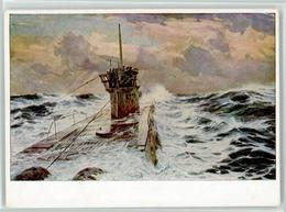 52916567 - Bergen, Claus Im Kampfgebiet Des Atlantik HDK 173 - Fine Arts