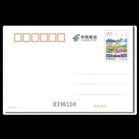 2018 CHINA Pp VIEWS OF GUI ZHOU-PROV  P-CARD - 1949 - ... People's Republic