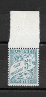 Taxe N° 1A ** - Algeria (1924-1962)
