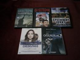 LOT DE 5 DVD   POUR 10 EUROS ( Lot 420 ) - DVD
