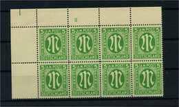 BIZONE 1945 Nr 12 Ay Postfrisch (106051) - American/British Zone