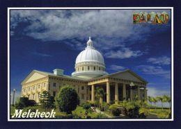 1 AK Palau * Regierungsgebäude In Melekeok Der Hauptstadt Von Palau - Melekeok Liegt Auf Der Insel Babelthuap * - Palau