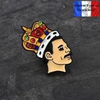 Pins Pin's Badge NEUF En Métal ( Brooch ) - Queen Freddie Mercury - Cinéma